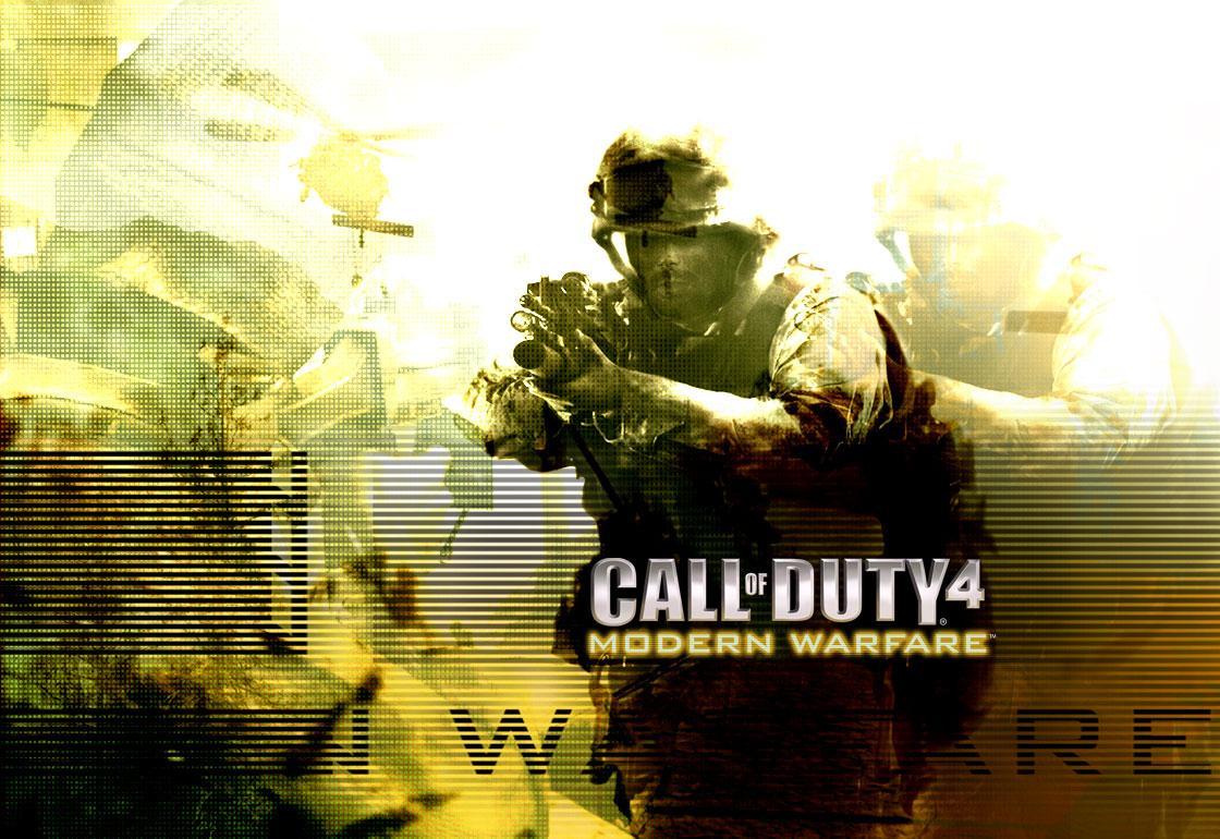 Компания Infinity Ward выпустила первый патч к игре Call of Duty 4. Из вс.